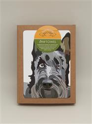 TeaTowel: Scottish Terrier