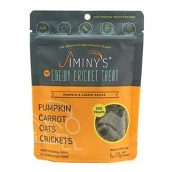 Pumpkin & Carrot Recipe Chewy Training Treats - 6oz
