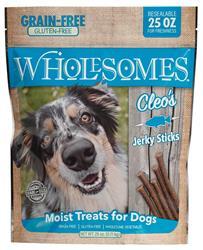 Wholesomes Gourmet Grain Free Jerky Treats 25 oz.