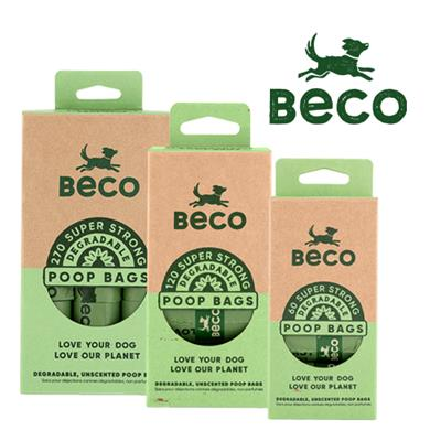 BECO - Poop Bags Unscented, Eco-Friendly