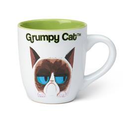 Awful / Terrible Grumpy Cat® Mug, White 18oz