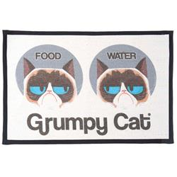 Food / Water Grumpy Cat® Tapestry Placemat, Non-Slip