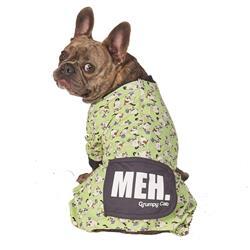 Grumpy Cat® Meh Butt Patch Pajamas