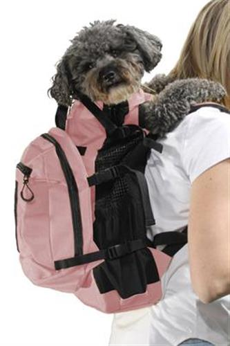K9 SPORT SACK AIR PLUS--ROSE
