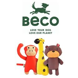 BECO - PLAY Plush Toy Collection - Eco-Friendly