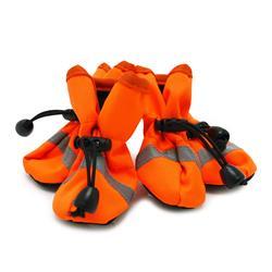 Slip On Paws V Orange