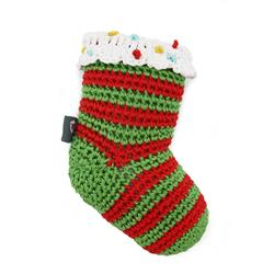 PAWer Squeaky Toy - Christmas Stocking