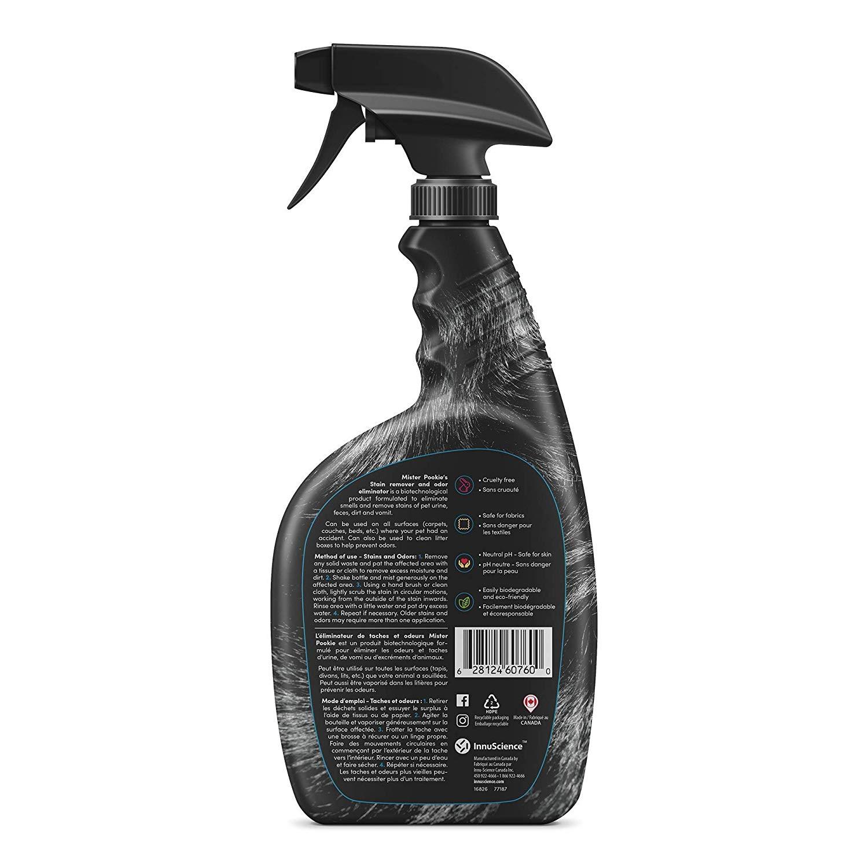 Pet Stain Remover Amp Odor Eliminator Cleaner Biotech