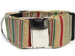Northern Lights Extra Wide Dog Collar