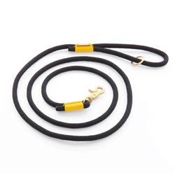Black and Yellow Climbing Rope Dog Leash