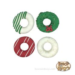 Christmas 2019, Mini Wreaths, 32/Case, MSRP $1.49