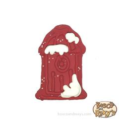 Christmas 2019, Snowy Hydrant, 20/Case, MSRP $2.49