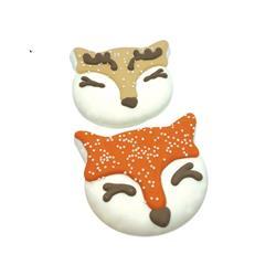 Winter 2019, Woodland Fox and Deer, 18/Case, MSRP $2.49