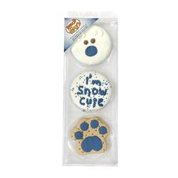 Winter 2019, Prepackaged I'm Snow Cute Circles, 6/Case MSRP $12.99