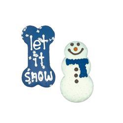 Winter 2019, Prepackaged Snowman and Let it Snow Bone, 20/Case MSRP $4.99