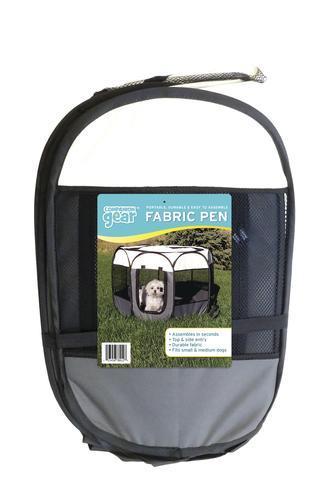 Companion Gear™ Portable Pop-up Fabric Pet Pen