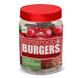 Superfood Burgers: Lamb & Cranberry Burger Jar Kit
