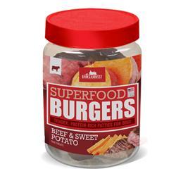 Superfood Burgers: Beef & Sweet Potato Burger Jar Kit