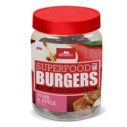 Superfood Burgers: Pork & Apple Burger Jar Kit