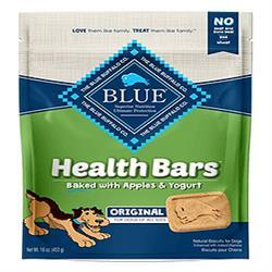 BLUE BUFFALO DOG BERRY APPLE YOGURT 48OZ