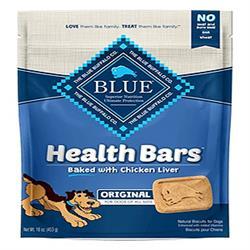 BLUE BUFFALO DOG BERRY CHICKEN LIVER 16 OZ.