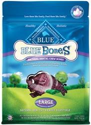 BLUE BUFFALO DOG BONES LARGE 12 OZ.