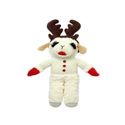 Holiday Standing Lambchop with Antlers 13 in