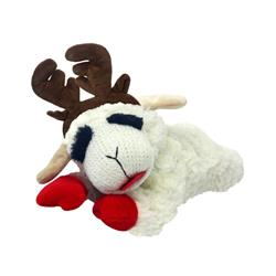 Holiday Lambchop with Antlers
