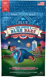 BLUE BUFFALO DOG RED WHITE BLUE BERRY 8 OZ.