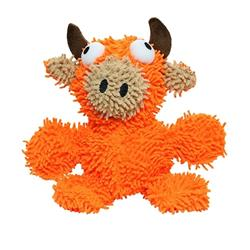 *NEW Mighty® Microfiber Ball - Orange Bull