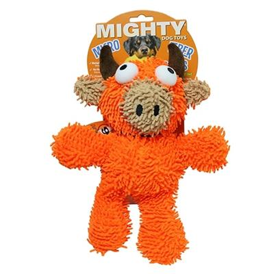 Mighty® Microfiber Ball - Orange Bull