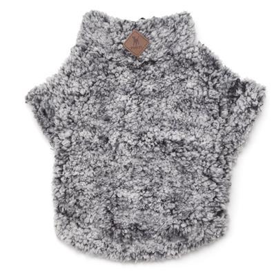 Wubby Fleece 1/4 Zip Pullover Black