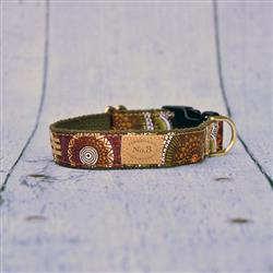 "1"" Retro Bouquet Collars and Leads"