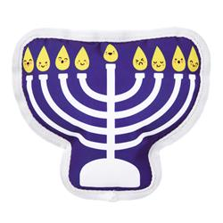 Laura The Menorah & Friends Dog Toy