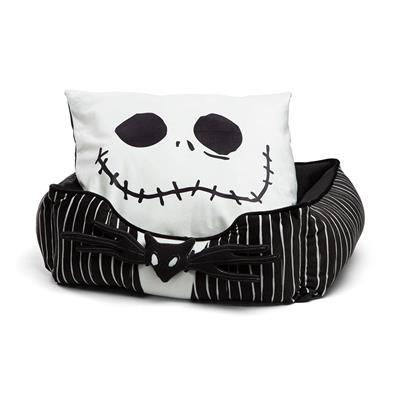 Disney™ Jack Stripe Rectangular Cuddler Bed