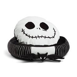 Disney™ Jack Stripe Round Bumper Bed
