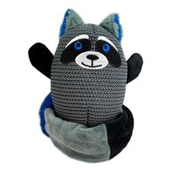 Tuggo-Tails™ Raccoon Toy