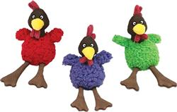Small Fluffy Chicken Toys - Assorted