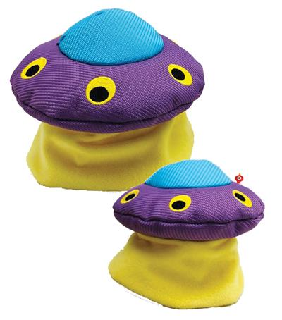 UFO Crunch N Squeak Toy