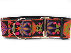 Venice Ink Martingale Dog Collar