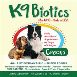 K9Biotics 65ct Chewable Immune Boosting All in One Probiotic and Enzyme Supplement