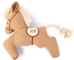 Racing Horse Plush Toy