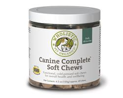 Wholistic Canine Complete™ Soft Chews