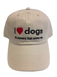 Human's Annoy Me Hat