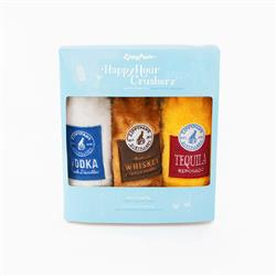 Happy Hour Crusherz - Spirits (3-pack)
