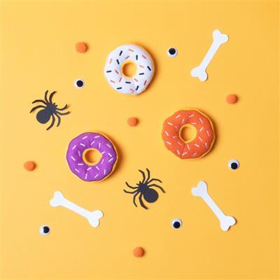 Miniz - Halloween Donutz 3-pack