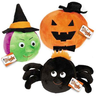 Grriggles Halloween Gang Toys, 12-Pieces