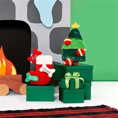 Holiday Burrow - Christmas Tree