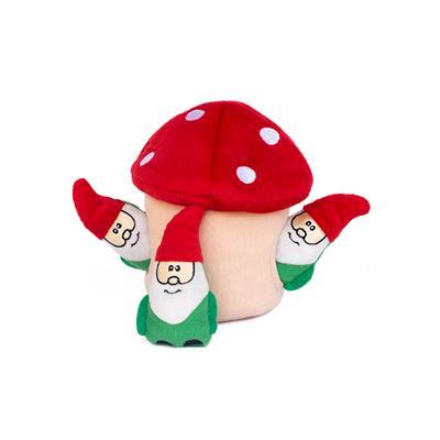 Holiday Burrow - Gnomes in Mushroom