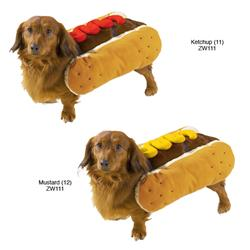 Casual Canine Hot Diggity Dog Costume